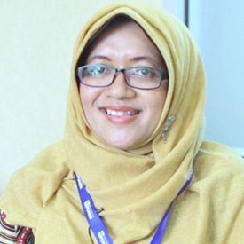 Fanina Andini (Head of Corporate Communication PT Indonesia Power)