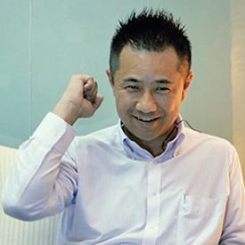 Mr. Yajima Daigo (Direktur PT Sankosha Indonesia)