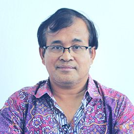 Yohanes Sumaryo (MIS Team Leader, Poverty Reduction Support Facility, PNPM Mandiri Perdesaan)