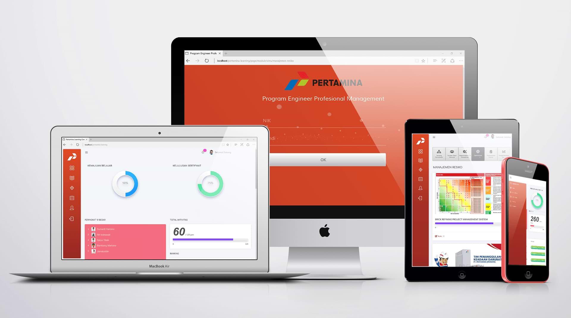 Portfolio Arfadia Jasa Pembuatan E-Learning dan LMS Terbaik di Indonesia